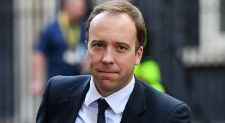 Ανήσυχος ο Βρετανός υπουργός Υγείας για την αύξηση των κρουσμάτων κορωνοϊού