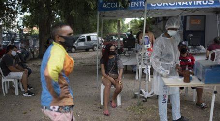 447 νέοι θάνατοι το τελευταίο 24ωρο στη Βραζιλία