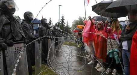 Συνολικά 633 διαδηλωτές συνελήφθησαν την Κυριακή