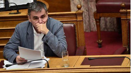 Αν η κυβέρνηση δεν προβληματίζεται με ύφεση 15,2%, πραγματικά δεν ξέρω τι θα την προβληματίσει
