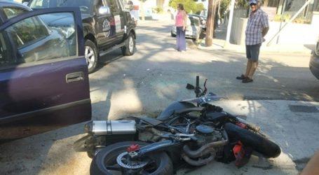 Νεκρός 32χρονος μοτοσικλετιστής σε τροχαίο στη Ρόδο