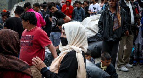 Στα 35 τα κρούσματα κορωνοϊού στη δομή φιλοξενίας προσφύγων στη Μόρια