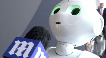 Ρομπότ που εντοπίζει αν κάποιος φοράει τη μάσκα του κατασκεύασαν στη Γαλλία