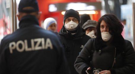 Αύξηση κρουσμάτων κορωνοϊού στην Ιταλία