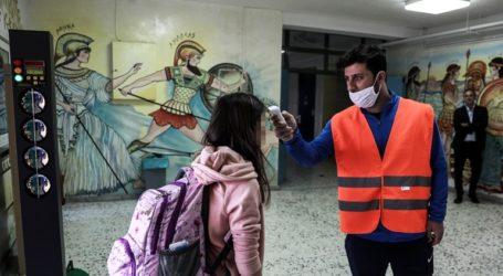 Νέο κρούσμα κορωνοϊού σε 14χρονη μαθήτρια στη Λαμία