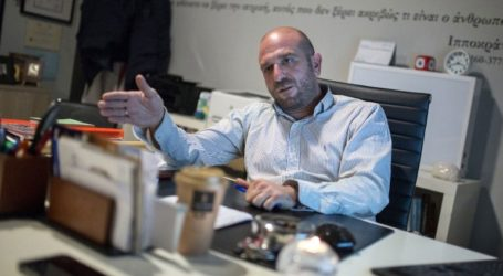 Στη Λέσβο μεταβαίνει ο γενικός γραμματέας του Υπουργείου Μετανάστευσης και Ασύλου