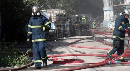 Άμεση κατάσβεση πυρκαγιάς στην περιοχή Δεξαμενή Ποταμιάς