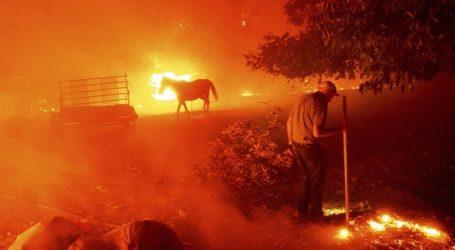 Πρωτόγνωρες πυρκαγιές στο Όρεγκον καταστρέφουν πόλεις
