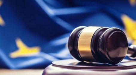 Ο Αθανάσιος Ράντος ορκίστηκε γενικός εισαγγελέας του Δικαστηρίου της Ευρωπαϊκής Ένωσης
