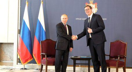 Σερβία: Επικοινωνία Αλεξάνταρ Βούτσιτς – Βλαντιμίρ Πούτιν