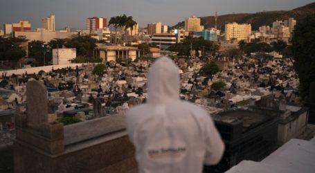 983 νέοι θάνατοι το τελευταίο 24ωρο στη Βραζιλία