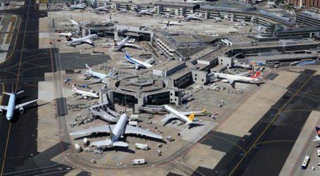 Σχεδόν ερήμωσε το αεροδρόμιο της Φρανκφούρτης
