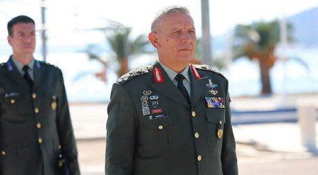 Ο αρχηγός ΓΕΕΘΑ και ο Αμερικανός πρέσβης στην άσκηση συνεργασίας Ελλάδας
