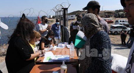 Ξεκίνησε η ταυτοποίηση μεταναστών για την εγκατάστασή τους σε δομή
