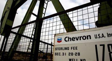 Η Chevron απομακρύνει το προσωπικό της από δύο εξέδρες πετρελαίου στον Κόλπο του Μεξικού