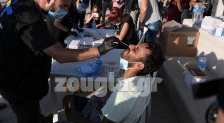 H EE στέλνει ανθρωπιστική βοήθεια στην Ελλάδα για τη Μόρια