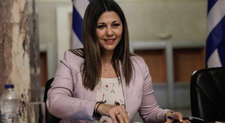 Στην Ηλεία η υφυπουργός Παιδείας Σοφία Ζαχαράκη για την έναρξη της σχολικής χρονιάς
