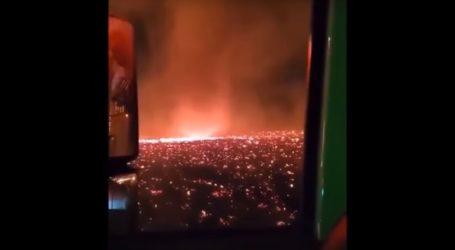 Καλιφόρνια: Δημιουργήθηκε ανεμοστρόβιλος φωτιάς