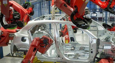 Αυξήθηκε 4,1% η βιομηχανική παραγωγή τον Ιούλιο