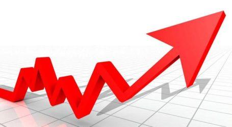 Άνοδος 3,95%, και 8,29% για τις τράπεζες