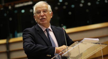 Η Ε.Ε. είναι σε πλήρη αλληλεγγύη με την Ελλάδα και την Κύπρο
