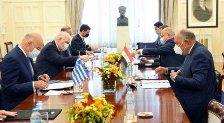 Αιγυπτιακό ΥΠΕΞ για συνάντηση Δένδια-Σούκρι: Ενίσχυση διμερών σχέσεων