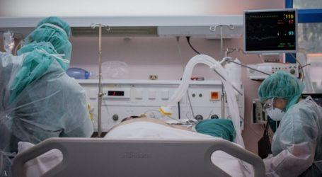 Τουλάχιστον 37.017 νέα περιστατικά μόλυνσης και 1.105 νέοι θάνατοι από COVID-19