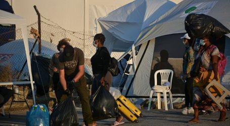 Συνολικά 1.200 μετανάστες και πρόσφυγες έχουν εισέλθει στον προσωρινό καταυλισμό του Καρά Τεπέ