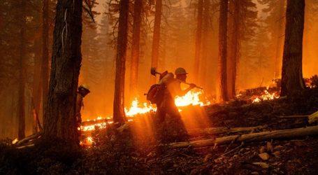 Ο καπνός από τις καταστροφικές πυρκαγιές στις ΗΠΑ έφτασε μέχρι την Ευρώπη