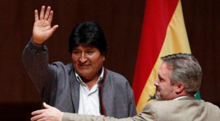 Φαβορί στις εκλογές το κόμμα του πρώην προέδρου Μοράλες