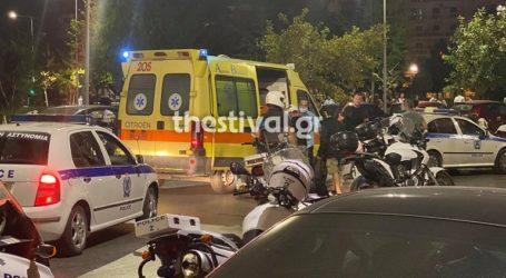 Ένταση μεταξύ αστυνομικών και αντιεξουσιαστών