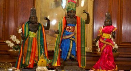 Η αστυνομία επέστρεψε στην Ινδία τρία κλεμμένα ινδουιστικά αγάλματα