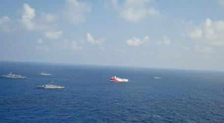 Αποσύρονται σταδιακά όλα τα πλοία από την Ανατ. Μεσόγειο