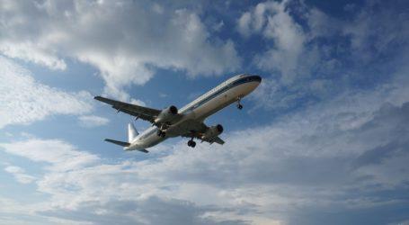 Αεροπλάνο δεν κατάφερε να προσγειωθεί στο αεροδρόμιο της Κεφαλονιάς λόγω «Ιανού»
