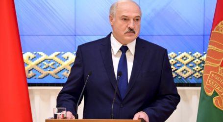 Ο Λουκασένκο ανακοίνωσε ότι έκλεισαν τα σύνορα με Πολωνία και Λιθουανία