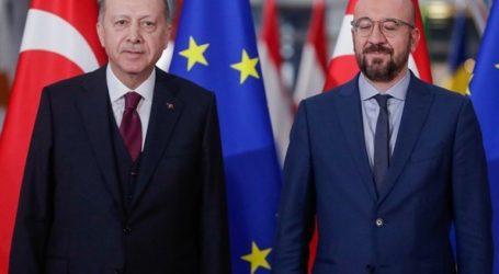 Τηλεφωνική επικοινωνία Σαρλ Μισέλ – Ερντογάν