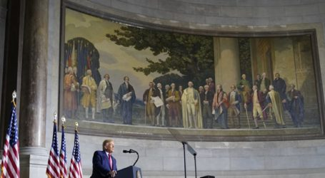 Ο Τραμπ συστήνει εθνική επιτροπή για την προώθηση της «πατριωτικής εκπαίδευσης»