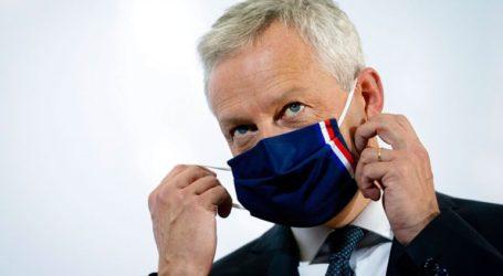 Θετικός στον κορωνοϊό ο υπουργός Οικονομικών της Γαλλίας