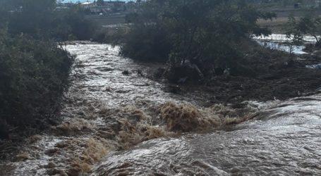 Αγνοοείται ένα άτομο από τις πλημμύρες στην Καρδίτσα