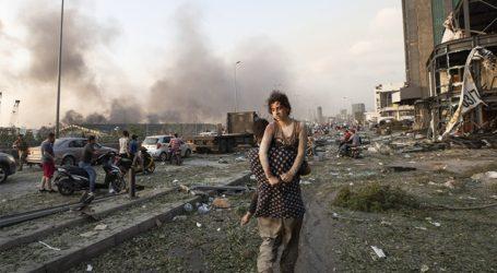 1,3 τόνοι πυροτεχνημάτων εντοπίστηκαν στο λιμάνι της Βηρυτού