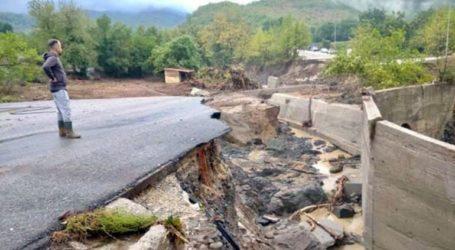 Καρδίτσα: Μεγάλες ζημιές άφησε πίσω της η κακοκαιρία