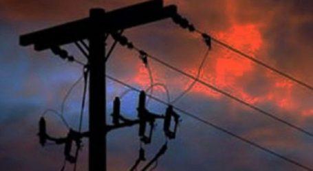 Πάνω από 450 βλάβες στο δίκτυο ηλεκτροδότησης