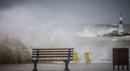 Βροχές και καταιγίδες στην Κρήτη την Κυριακή