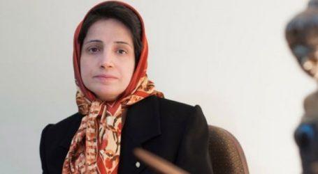 Στο νοσοκομείο η φυλακισμένη δικηγόρος Νασρίν Σοτουντέχ λόγω απεργία πείνας