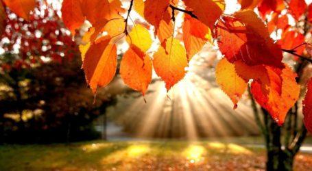 Ξεκινά και επίσημα την Τρίτη το φθινόπωρο με τη φθινοπωρινή ισημερία