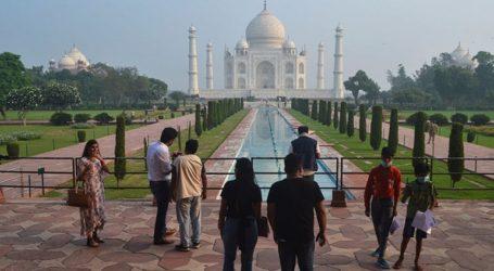 Ανοίγει για τους επισκέπτες το Ταζ Μαχάλ