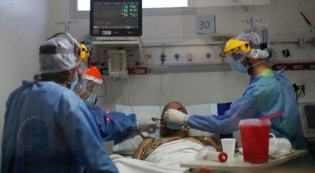377 νέοι θάνατοι από κορωνοϊό και 13.439 κρούσματα σε 24 ώρες