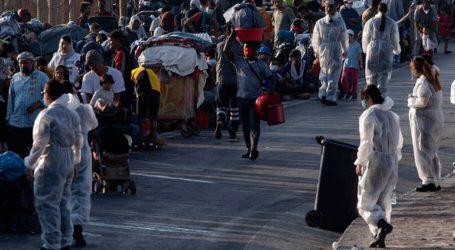 Περισσότερα από 600 τεστ ταχείας εξέτασης για κορωνοϊό διενεργήθηκαν στο Καρά Τεπέ