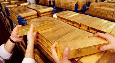 Σε χαμηλό δύο μηνών ο χρυσός με βουτιά 2,6%