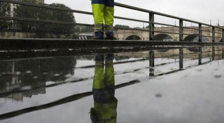 Ένας νεκρός και μία αγνοούμενη από τις σφοδρές καταιγίδες στη νότια Γαλλία